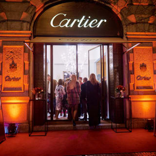 10th Anniversary of Cartier Czech Republic
