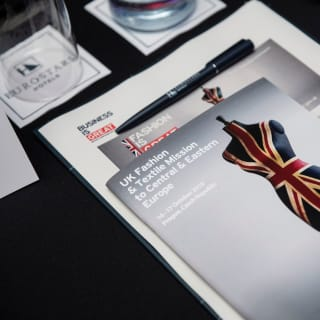UK Fashion & Textile Mission to CEE