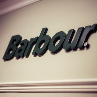 Celebration of 1st Czech Barbour Original Store