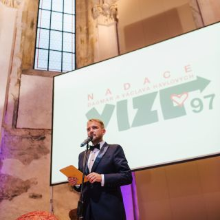 20. Anniversary of the Dagmar and Václav Havel VIZE 97 Foundation